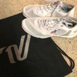 Rock cheer cheerleading shoes sneakers girls 6